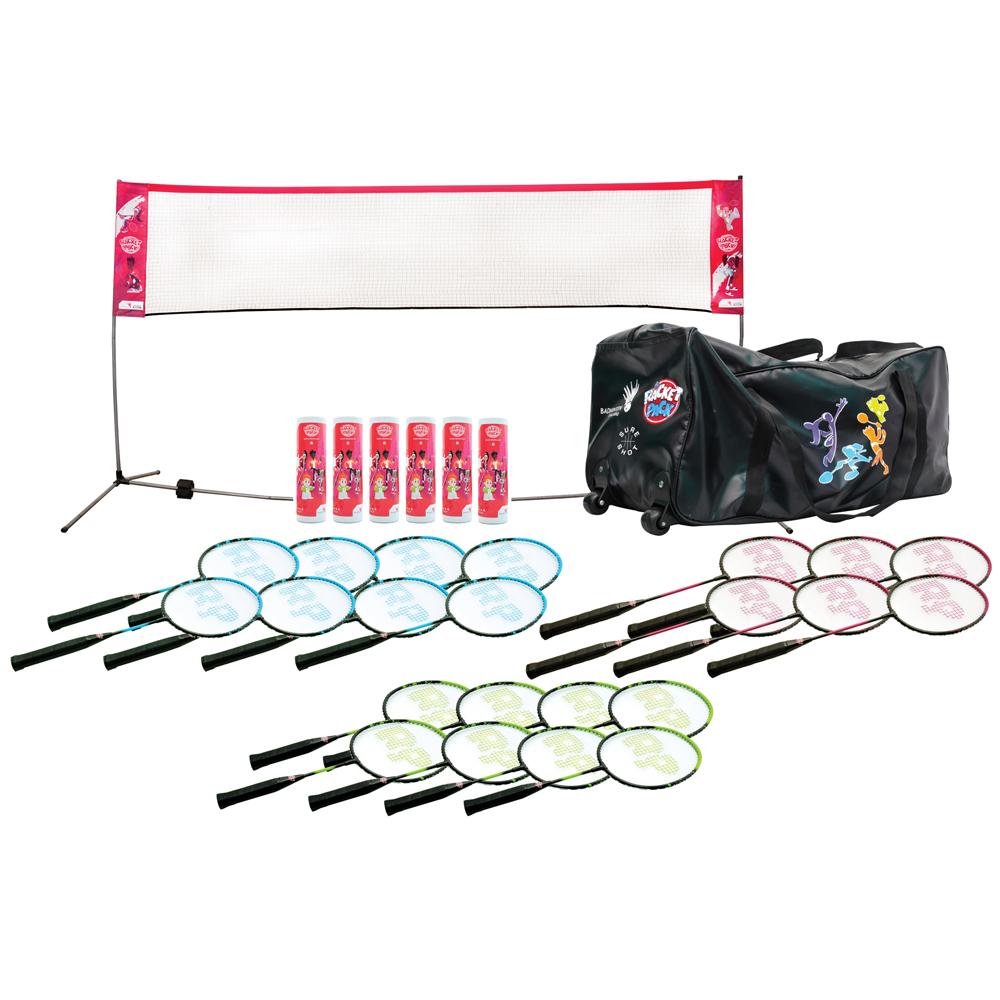 Racket Pack Badminton Equipment