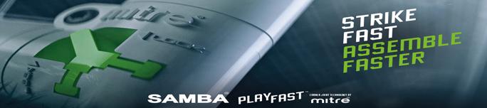Samba PlayFast Goals