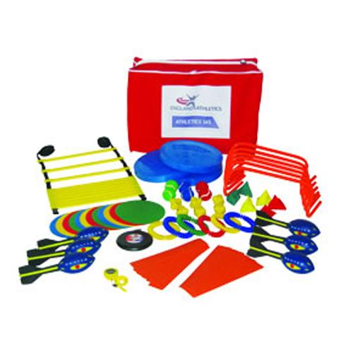 England Athletics Kits
