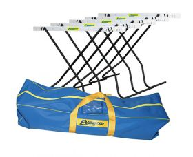 Plyometric Scissor Hurdle - Set of 5
