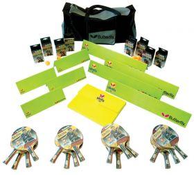 Butterfly Skills Table Tennis Development Kit Key Stage 3 & 4