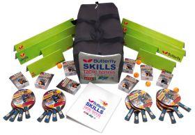 Butterfly Skills Table Tennis Development Kit Key Stage 1 & 2