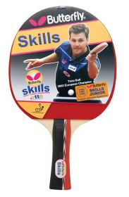 Butterfly Boll Skills Junior Table Tennis Bat