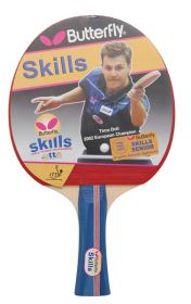 Butterfly Boll Skills Senior Table Tennis Bat