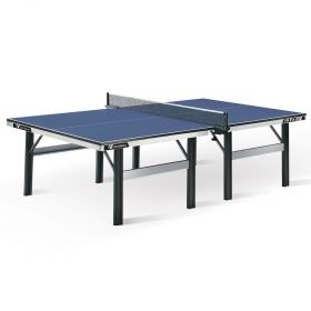 Cornilleau Competition 610 Static 22mm Table Tennis Table - Blue