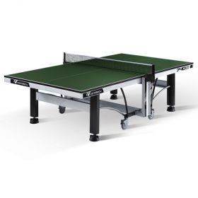 Cornilleau ITTF Competition 740 Rollaway 25mm Table Tennis Table - Green