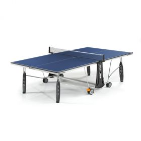 Cornilleau Sport 250 Rollaway 19mm Table Tennis Table - Blue