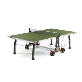Cornilleau Sport 300S Crossover Outdoor Table Tennis Table  - Green
