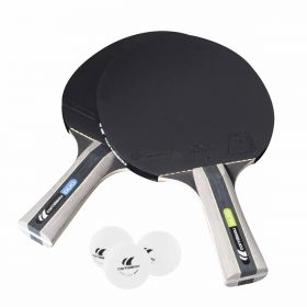 Cornilleau Bat/Ball Sport Duo Table Tennis Bat Set