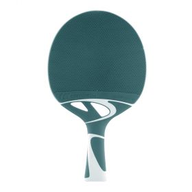 Cornilleau Tacteo 50 Composite Table Tennis Bat - Turquoise