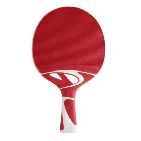 Cornilleau Tacteo 50 Table Tennis Bat - Red