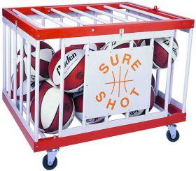 Sure Shot 463 Multi Purpose Ball Cage - Aluminium