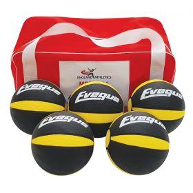 Medicine Ball PAK - 5 Ball Kit 1kg