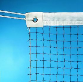 No.1 Badminton Net for club/school use - 6.1m