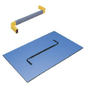 Balance Beam and Mat