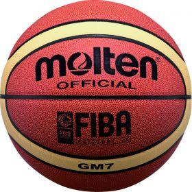 Molten BGM Tan Basketball