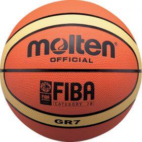 Molten BGR Tan Basketball