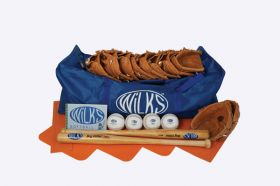 Wilks Junior Teambuilder Softball Set