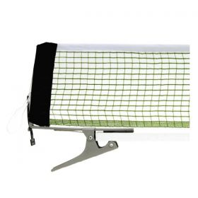 Butterfly Long Life Clip Table Tennis Net & Post Set