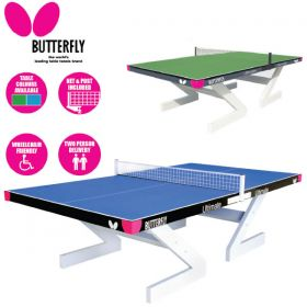 Butterfly Ultimate Concrete Table Tennis Table