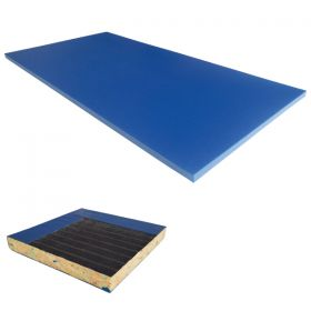 Gym Mat - Super-Agility - 1.83m x 1.22m x 50mm (6 'x 4' x 2'')