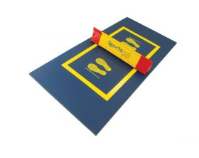 Competition Speed Bounce Base Mat and Wedge