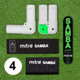 Samba PlayFast Upgrade Conversion Kit 4 Set