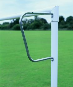 Small Sided Goal Tubular Net Support - Set of 4