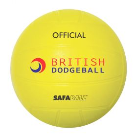 British Dodgeball SAFABALL Dodgeball