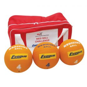 Medicine Ball PAK - 3 Ball Kit 4kg