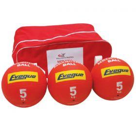 Medicine Ball PAK - 3 Ball Kit 5kg