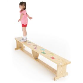 Activ Bench 2m with Feet Graphics