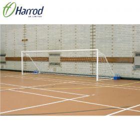 FS1 Senior Foldaway Steel 5-a-side Goals - 4.88m x 1.22m