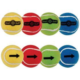 Shortgolf Ballz!  Mixed, Set Of 8