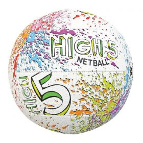 Gilbert High 5 Netball - Size 4