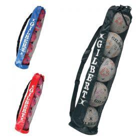 Gilbert Netball Tube Bag