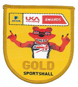 Sportshall Primary Badges