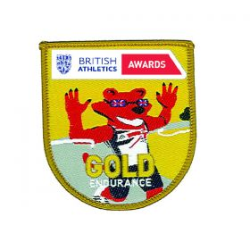 Endurance Primary Badges