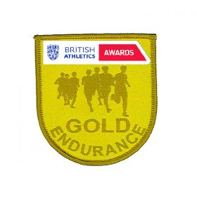 Endurance Secondary Badges