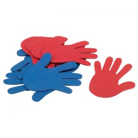 Hands Floor Markers -  Pack of 10