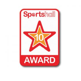 Sportshall Infant Awards Badge - 10 Events