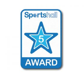 Sportshall Infant Awards Badge - 5 Events