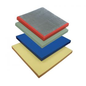 Judo Mat - Standard - 1m x 1m x 40mm - Cellular Base