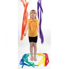 Junior Ribbons and Wands - Pack of 6