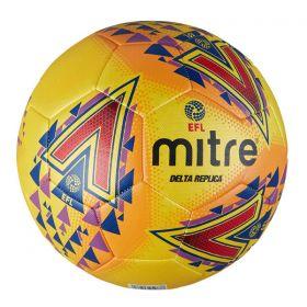 Mitre Delta EFL Fluo Replica Football