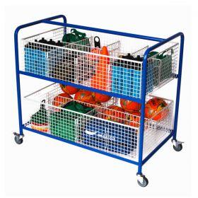 Multipurpose Storage Trolley