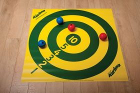 New Age Bowls/Kurling Numbered Target
