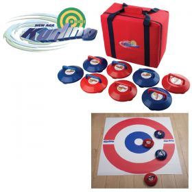 New Age Kurling Set with Target