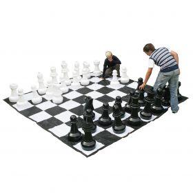Giant Chess Pieces Set