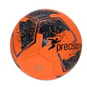 Precision Fusion Training Football - Orange/Blue/Royal/Grey